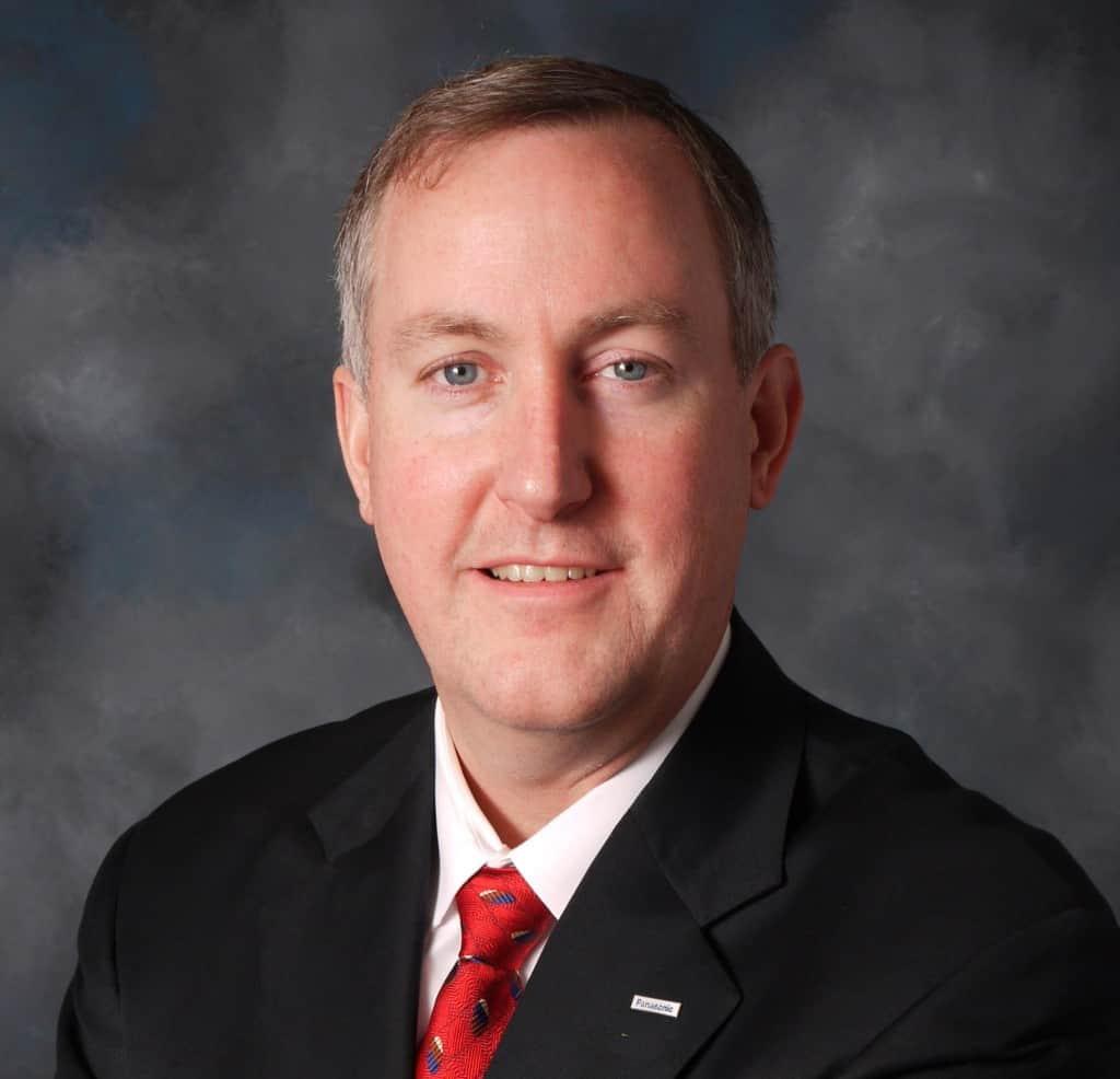 Panasonic Enterprise Solutions President And Denver Mayor