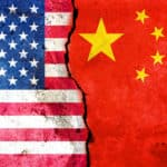 The United States against China