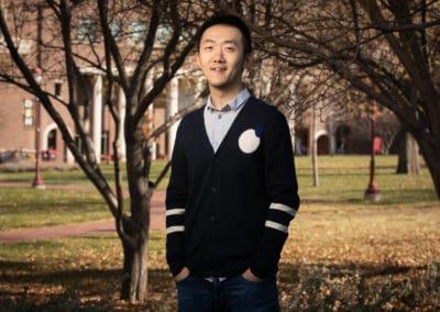 """Yuchen """"Paul"""" Zhang"""