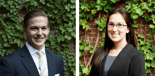 Alexis Tanoue (BSAcc/MAcc '15) and Andrew McClaskey (BSAcc/MAcc '15) were both selected for the 2015-16 Post-Graduate Technical Assistant Program at the Financial Accounting Standards Board (FASB). Read more»